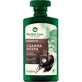 Farmona Szampon do włosów wypadających - Czarna rzepa, 330 ml