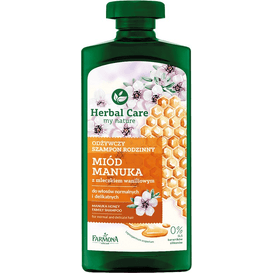 Farmona Szampon rodzinny odżywczy - Miód manuka, 500 ml