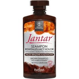 Farmona Szampon rewitalizujący kolor - włosy brązowe i kasztanowe, 330 ml