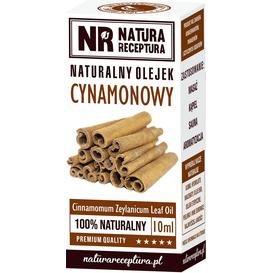 Natura Receptura Olejek cynamonowy, 10 ml