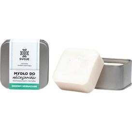Svoje Mydło do akcesoriów kosmetycznych, 100 g