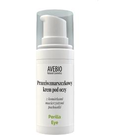 Avebio Przeciwzmarszczkowy krem pod oczy z komórkami macierzystymi pachnotki - Perilla Eye, 15 ml