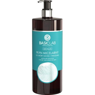 Płyn micelarny do skóry suchej i wrażliwej BasicLab