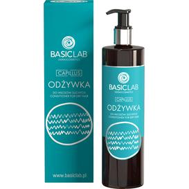 BasicLab Odżywka do włosów suchych, 300 ml