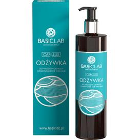 BasicLab Odżywka do włosów cienkich, 300 ml