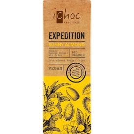 Vivani Czekolada nugatowa z migdałami, 50 g