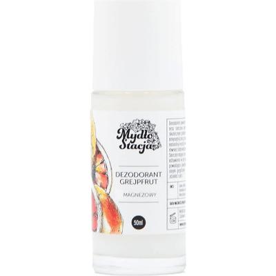 Grejpfrutowy dezodorant magnezowy Mydłostacja
