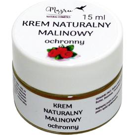 Majru Ochronny krem malinowy, 15 ml