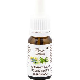 Majru Regulujące serum dla cery tłustej i trądzikowej, 10 ml