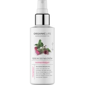 Organic Life Serum wzmacniające i stymulujące porost włosów, 150 g