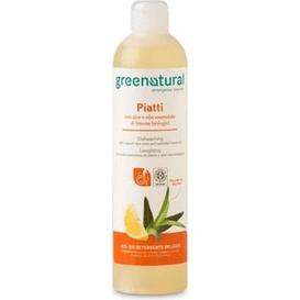 Greenatural Płyn do mycia naczyń z aloesem, 500 ml