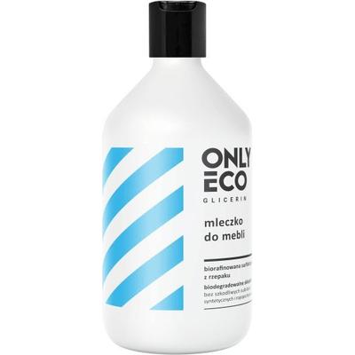 Mleczko do czyszczenia i pielęgnacji mebli  OnlyBio