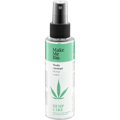 Hemp Care - Woda z konopi Make Me Bio