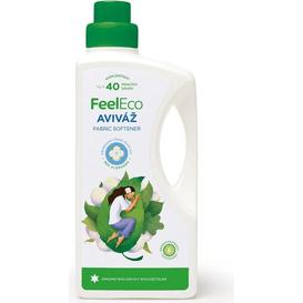 Feel Eco Płyn zmiękczający do tkanin o zapachu bawełny