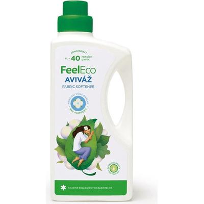 Płyn zmiękczający do tkanin o zapachu bawełny Feel Eco