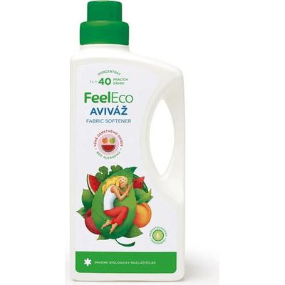 Płyn zmiękczający do tkanin o zapachu owocowym Feel Eco