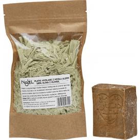 Najel Naturalne płatki mydlane z mydła Aleppo