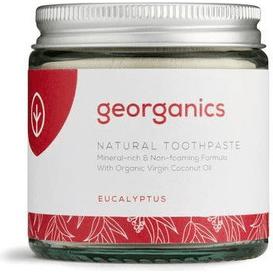 Georganics Naturalna pasta do zębów mineralna - Eukaliptus, 120 ml