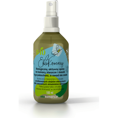 Ekologiczny spray na komary Produkty less waste