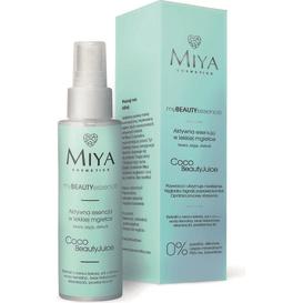 Miya COCO BeautyJuice - Aktywna esencja w lekkiej mgiełce - kokos, aloes, 100 ml