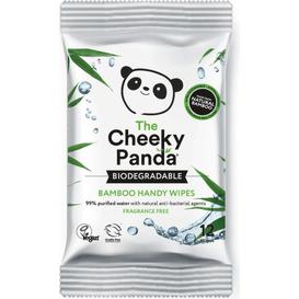 Cheeky Panda Nawilżane chusteczki bambusowe