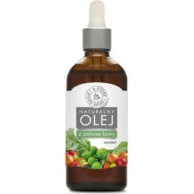 E-FIORE Naturalny olej z zielonej kawy, 50 ml