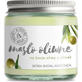 E-FIORE Naturalne masło oliwne - silnie regenerujące, 120 ml