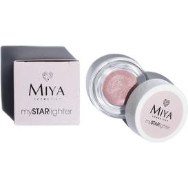 Miya Naturalny Rozświetlacz - Rose diamond