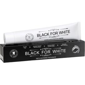 Produkty less waste Wybielająca pasta do zębów z węglem, 75 ml