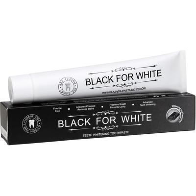 Wybielająca pasta do zębów z węglem Produkty less waste