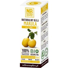Natura Receptura Naturalny olej marula, 50 ml