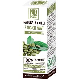 Natura Receptura Olej z nasion kawy, 50 ml