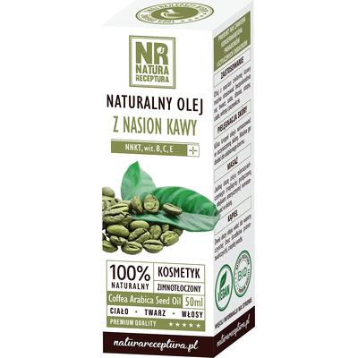 Olej z nasion kawy Natura Receptura