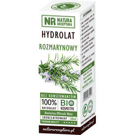 Natura Receptura Hydrolat rozmarynowy