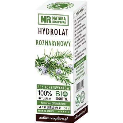 Hydrolat rozmarynowy Natura Receptura