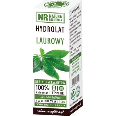 Hydrolat laurowy Natura Receptura
