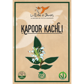 Erbe di Janas Zioła w proszku - Kapoor Kachli, 100 g