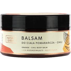 Nature Queen Balsam do ciała - Pomarańcza-chili