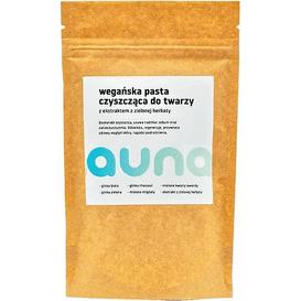 Auna Wegańska pasta czyszcząca do twarzy, 100 g