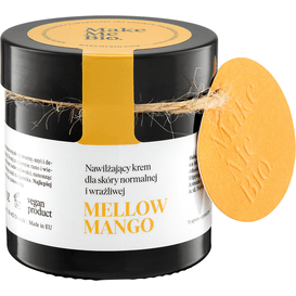 Make Me Bio Mellow Mango - Nawilżający krem dla skóry normalnej i wrażliwej, 60 ml