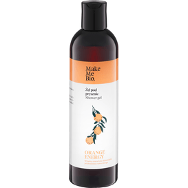 Make Me Bio Orange Energy - Żel pod prysznic, 300 ml