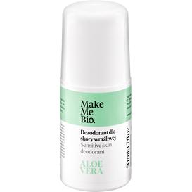 Make Me Bio Deo Natural - Naturalny dezodorant z wyciągiem z aloesu