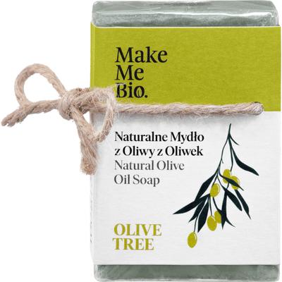 Olive Oil Soap - 100% naturalne mydło z oliwy z oliwek Make Me Bio