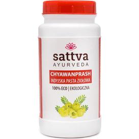 Sattva Ayurveda Indyjska pasta ziołowa - Chyawanprash, 500 g
