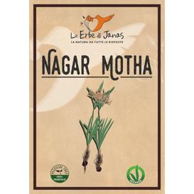 Erbe di Janas Zioła w proszku - Nagar Motha, 100 g