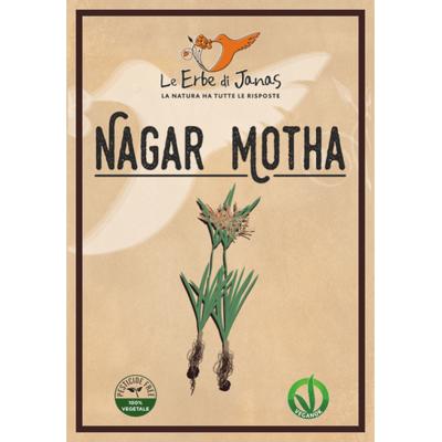 Zioła w proszku - Nagar Motha Erbe di Janas
