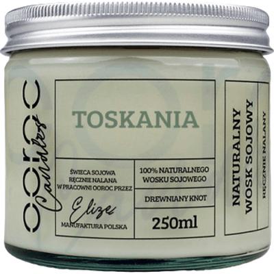 Świeca sojowa w słoiku - Toskania Ooroc