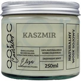 Ooroc Świeca sojowa w słoiku - Kaszmir, 250 ml