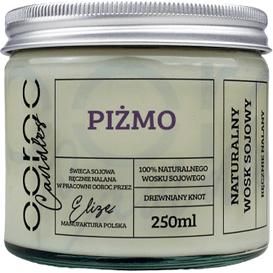 Ooroc Świeca sojowa w słoiku - Piżmo, 250 ml