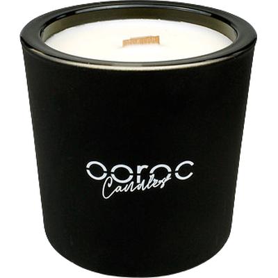 Czarna świeca sojowa  - Świąteczny piernik Ooroc